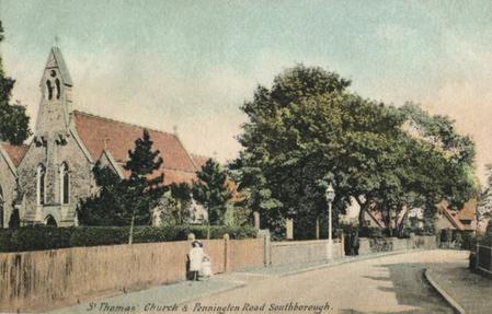 Pennington Road Southborough