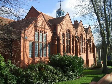 Dudley Grammar School