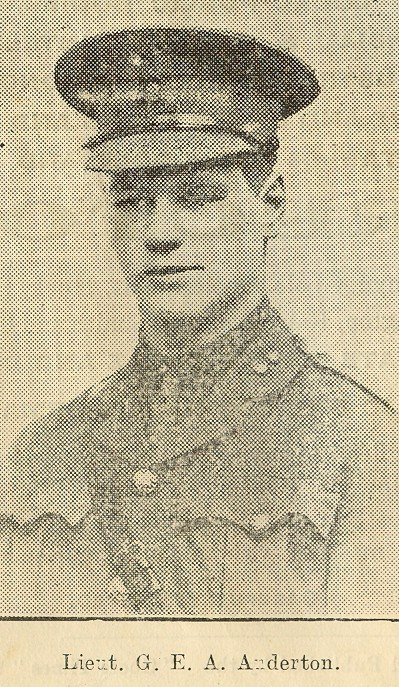 Profile picture for George Eric Asquith Anderton