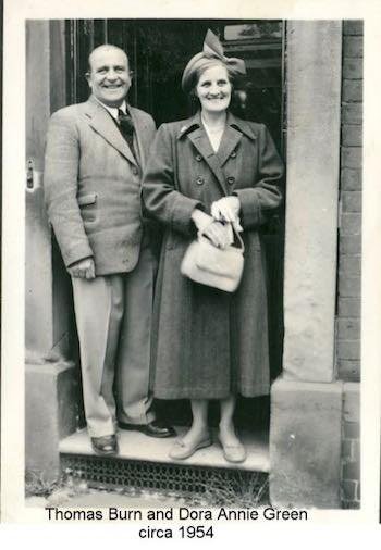 Thomas and Dora Green