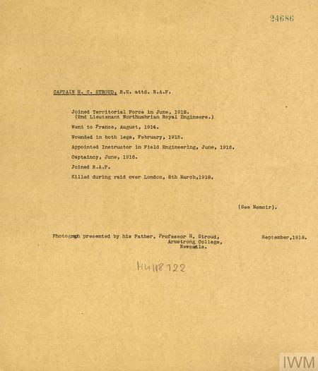 Imperial War Museum document