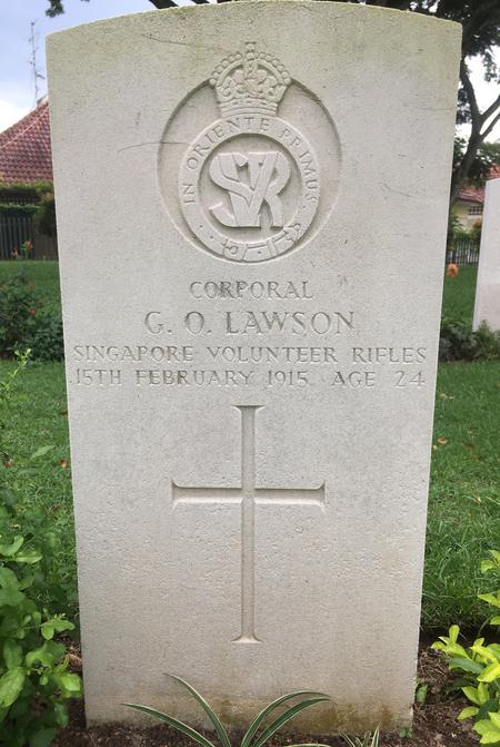 Profile picture for Gordon Onslow Lawson