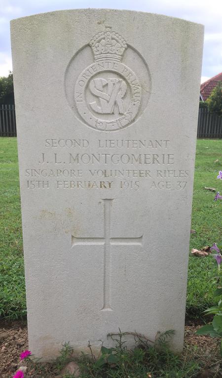 Profile picture for John Love Montgomerie