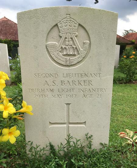 Profile picture for Arnold Septimus Barker