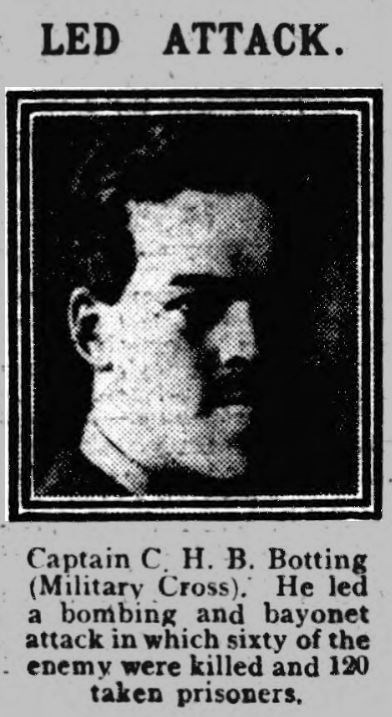 Profile picture for Charles Henry Blyth Botting