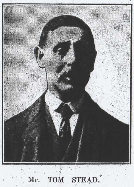 Profile picture for Thomas John Stead
