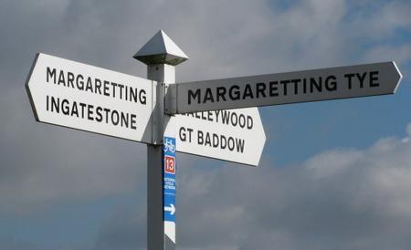 Margaretting Tye, (Whitesbridge), Essex
