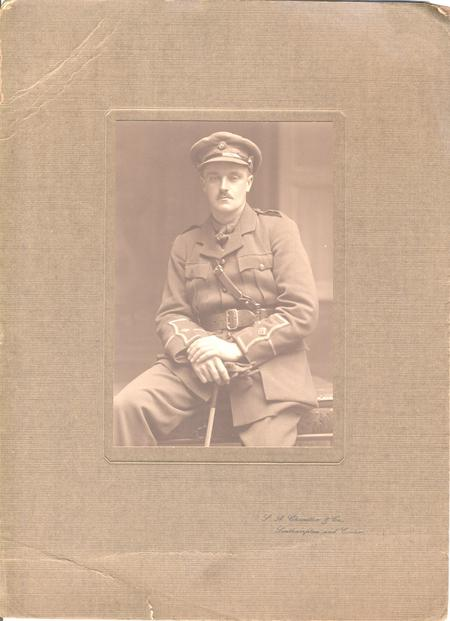 Profile picture for Edwin Cecil Russell Christmas