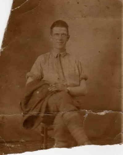 Profile picture for Ernest Hurst