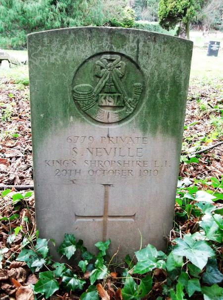 Profile picture for Samuel Neville
