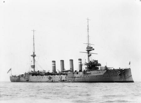 HMS Hampshire (1903)