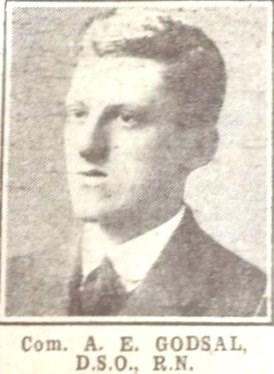Profile picture for Alfred Edmund Godsal,