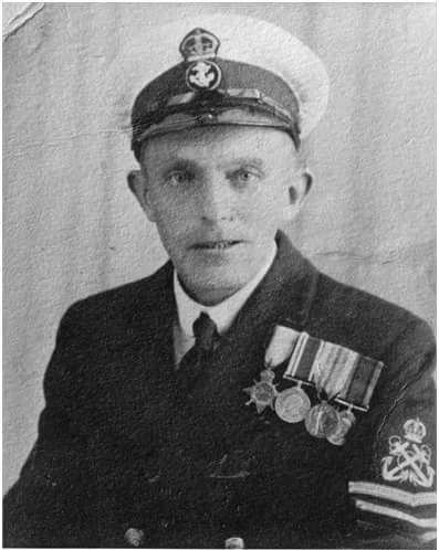 Profile picture for William Balshaw Benson