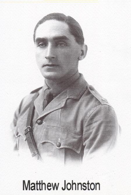 Profile picture for Matthew Johnston