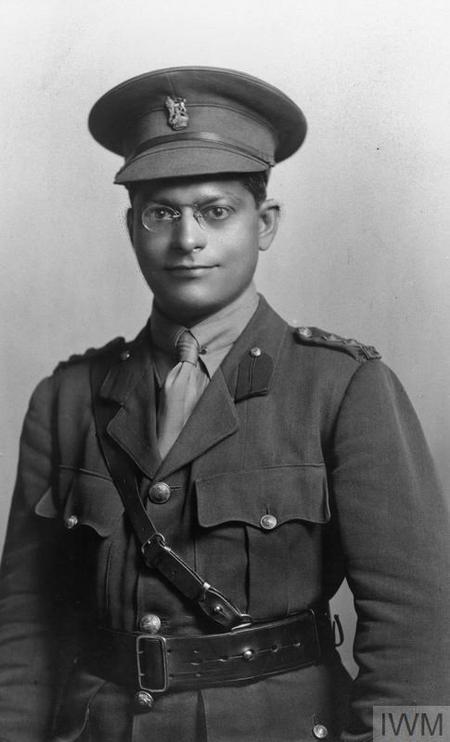 Profile picture for Lieutenant Joshi