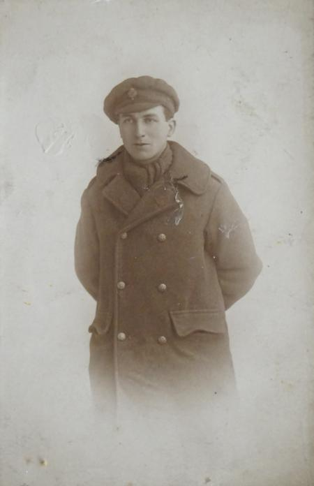 Profile picture for George William Steggall