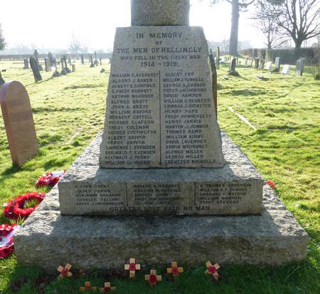 Hellingly War Memorial
