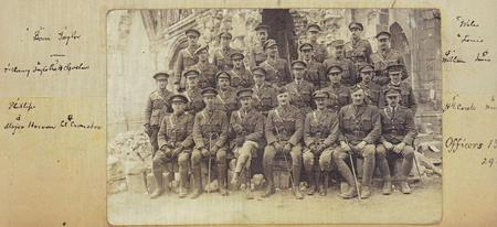 Officers of 13th KLR