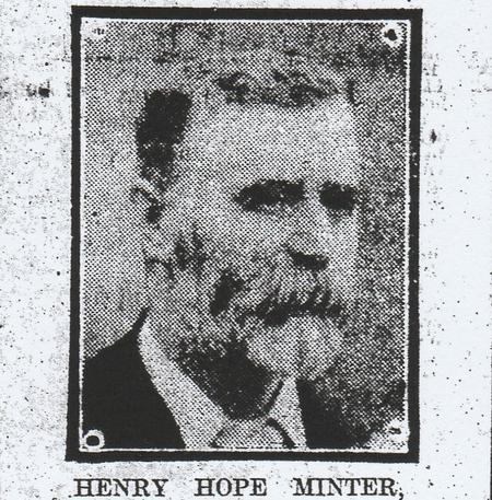 Profile picture for Henry Hope Minter