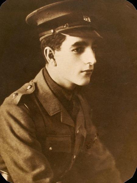 Profile picture for Harold Victor Godfrey Gration