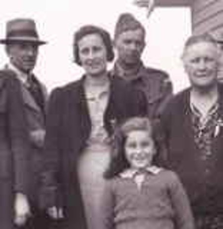Some Members of the Gration and Froessner Families