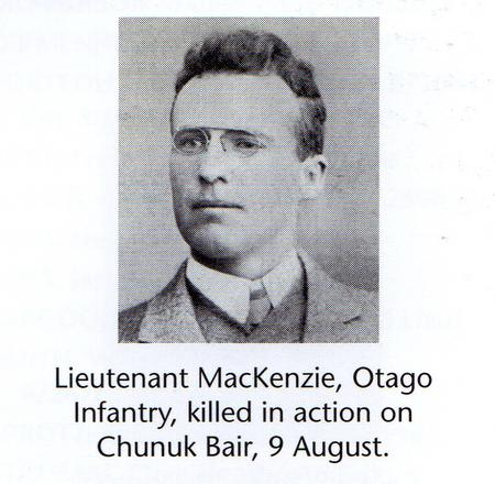 Profile picture for Walter Michael Mackenzie