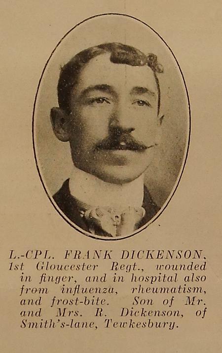 Profile picture for Frank Dickenson