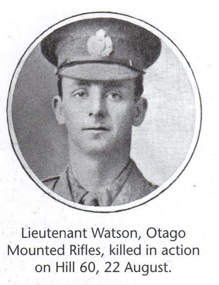 Lieutenant Robert Morgan Watson