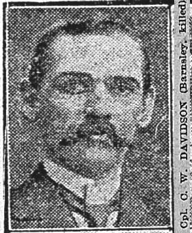Profile picture for Charles William Davidson