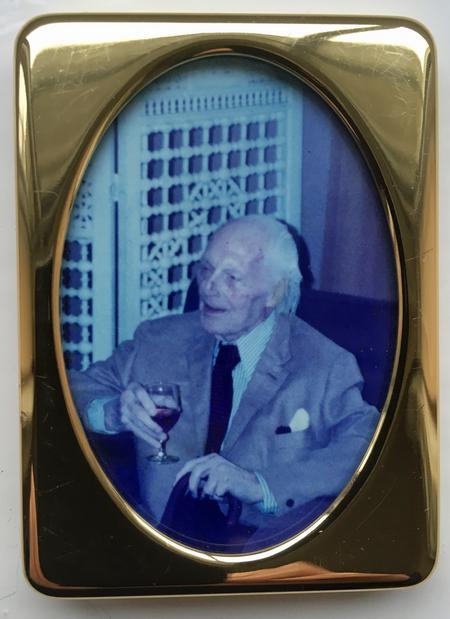 Charles on his 100th Birthday