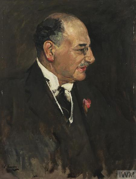 Portrait of Alfred Mond
