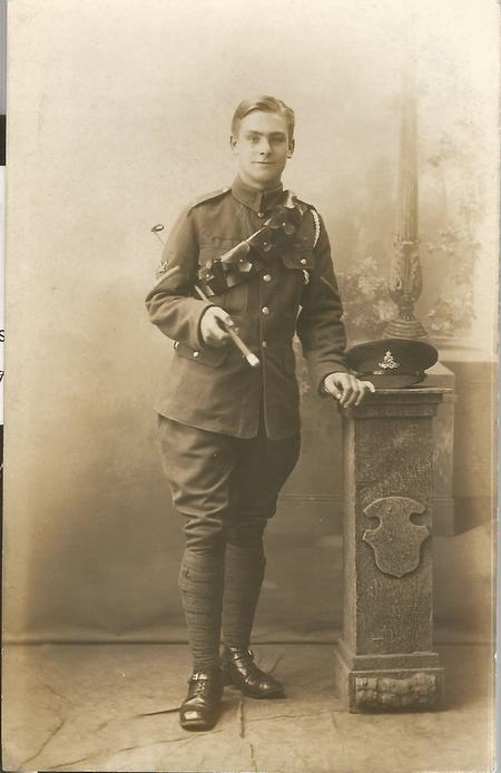 Profile picture for Stanley Frederick George Waldron