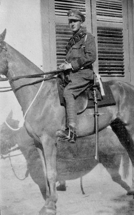 Unknown mounted private AVC.