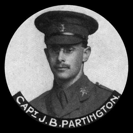 Profile picture for John Bertram Partington