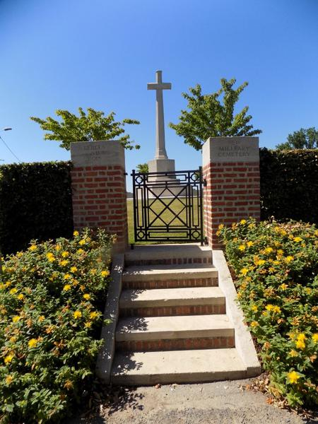 Berles New Military Cemetery, Pas de Calais - 2