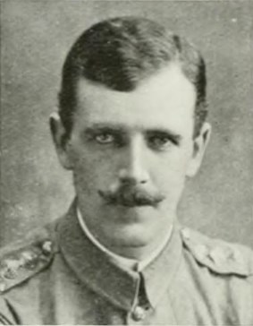 Profile picture for Gerald Henry Walter Mortimer