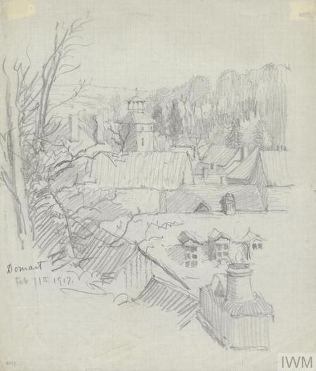 Dormart, February 11th 1917