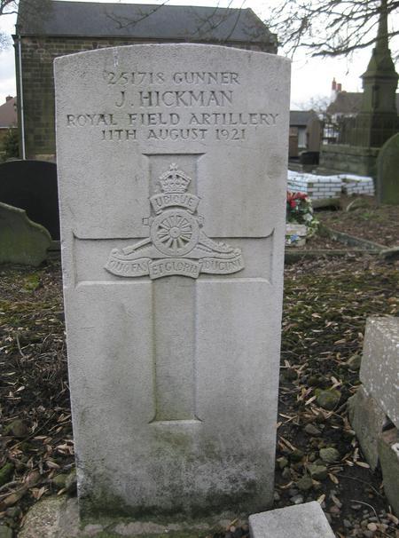 Profile picture for Joseph Hickman