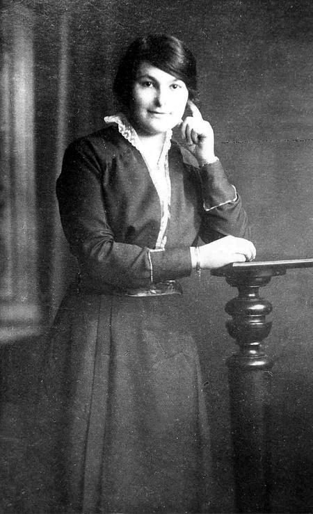 Edith Mary Stanton