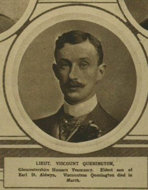 Profile picture for Michael Hugh Hicks-Beach M.p., Viscount Quenington