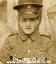 Profile picture for Joseph Wallwork