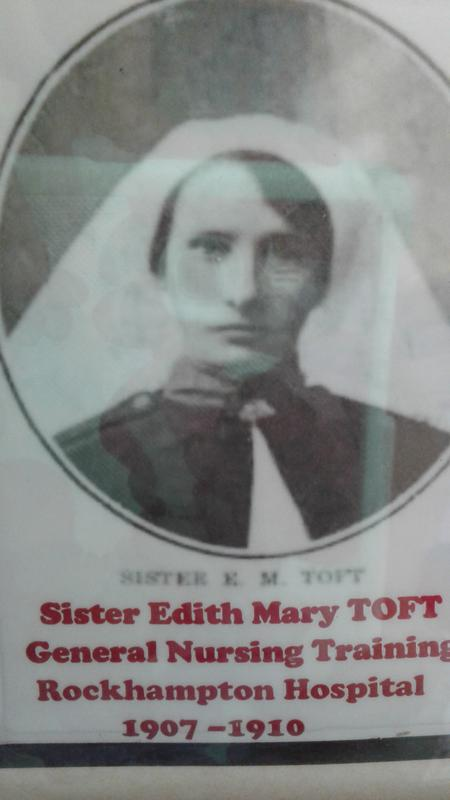Profile picture for Edith Mary Toft, Later Howard
