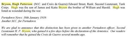 Book Excerpt - H. P. Bryson