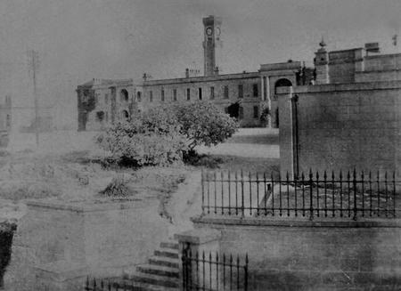 Imtarfa Military Hospital, Malta