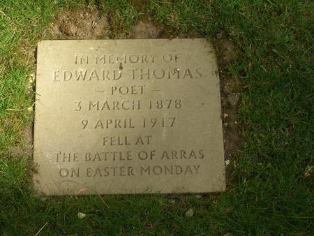 East Garston memorial to Poet