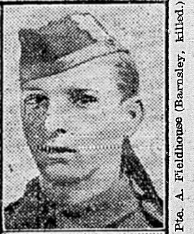 Profile picture for Arthur Fieldhouse