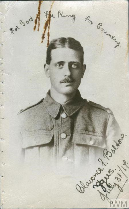 Profile picture for Clarence Edward Bolton