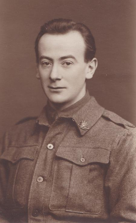 Profile picture for Bernard Leonard Reilly