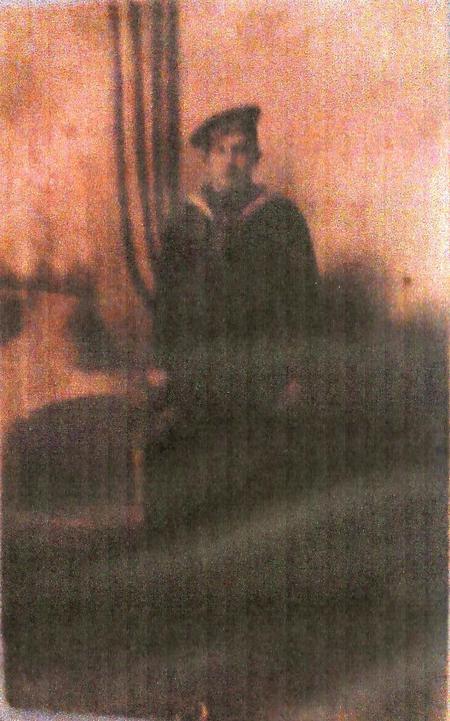 sidney in uniform