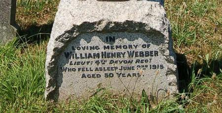 Profile picture for William Henry Webber